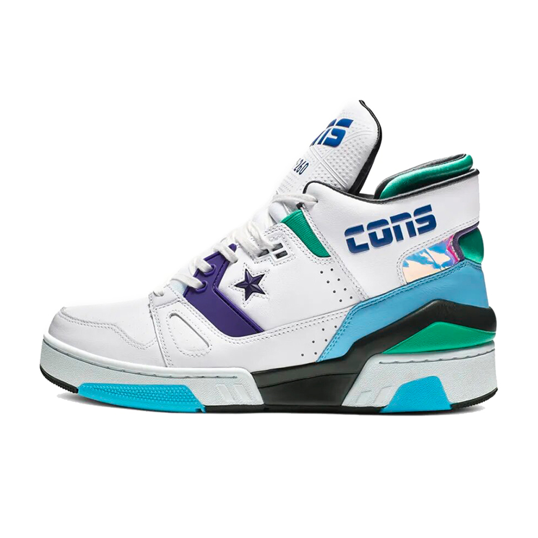 the lowest price Converse Erx 260 Jewel Mid White
